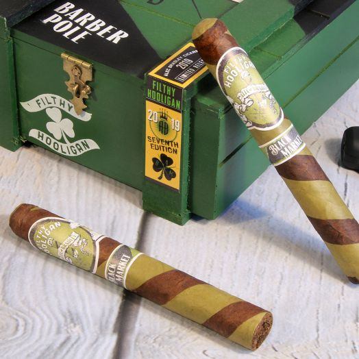 Single | Alec Bradley Cigar | Filthy Hooligan Barber Pole 2020 | Limited Edition
