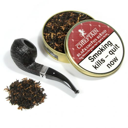 10g Sample | Chieftain | Blacksmiths Blend Pipe Tobacco