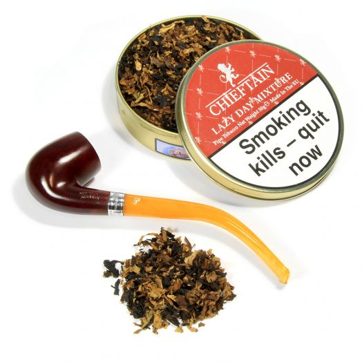 10g Sample | Chieftain | Lazy Day Mixture Pipe Tobacco