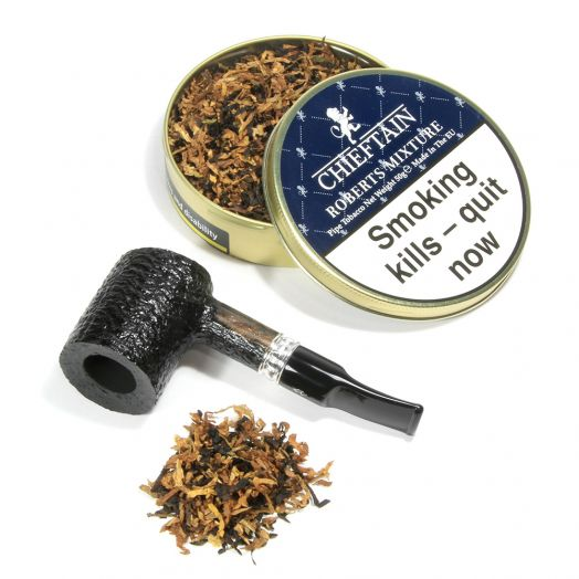 10g Sample | Chieftain | Roberts Mixture Pipe Tobacco