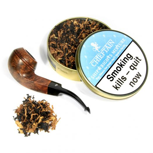 10g Sample | Chieftain | Shipwrights Mixture Pipe Tobacco