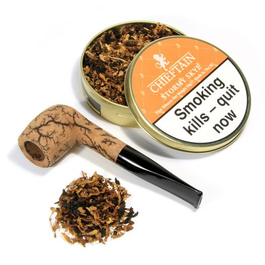 10g Sample | Chieftain | Stormy Skye Pipe Tobacco