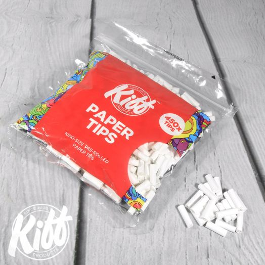 Kiff | Paper Filter Tips | 450 Pack