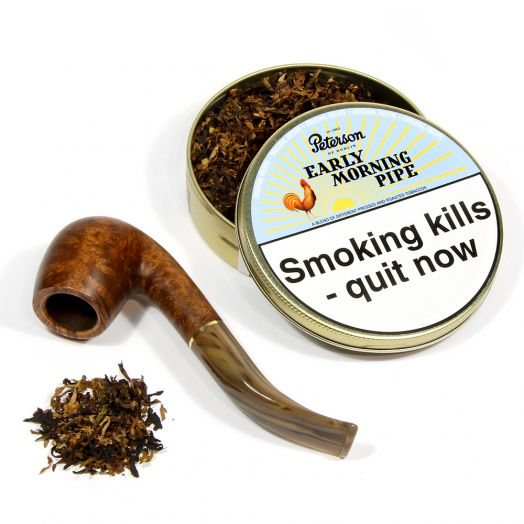 Peterson | Early Morning Pipe Tobacco | 50g Tin