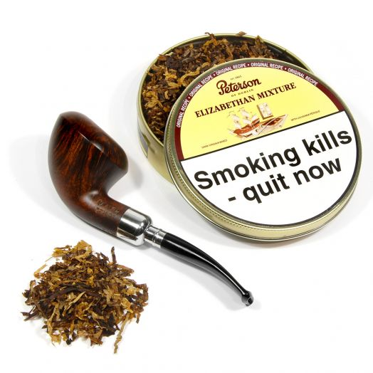 Peterson | Elizabethan Mixture Pipe Tobacco | 50g Tin