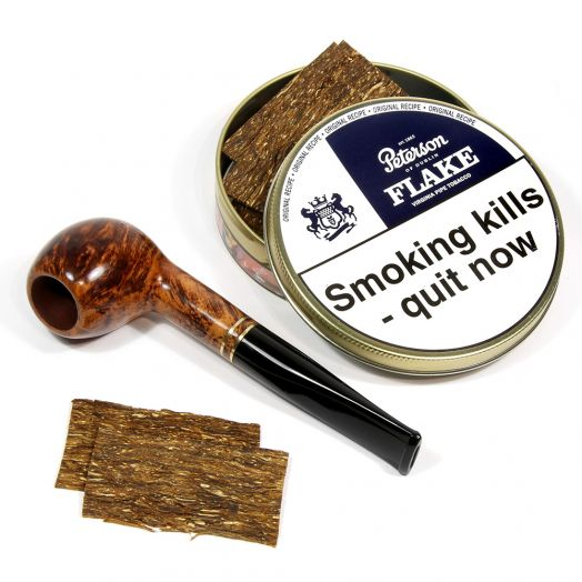 Peterson | Flake Pipe Tobacco | 50g Tin