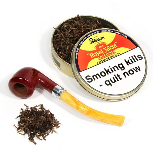 Peterson | Royal Yacht Pipe Tobacco | 50g Tin