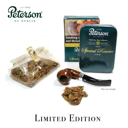 Peterson Special Reserve 2018 Pipe Tobacco | 100g Tin