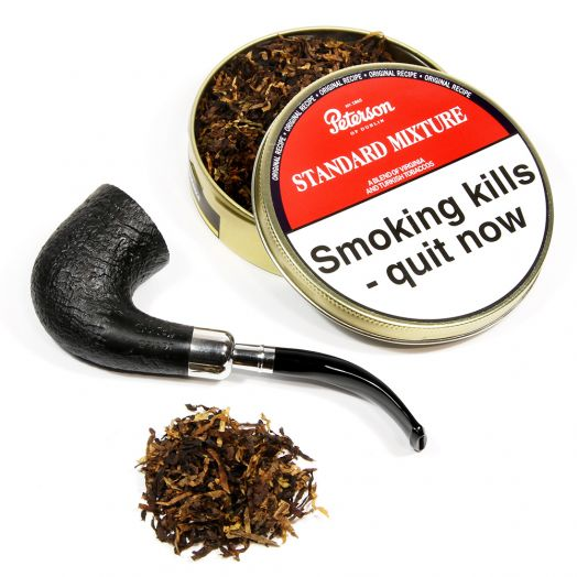 10g Sample | Peterson | Standard Mixture Pipe Tobacco