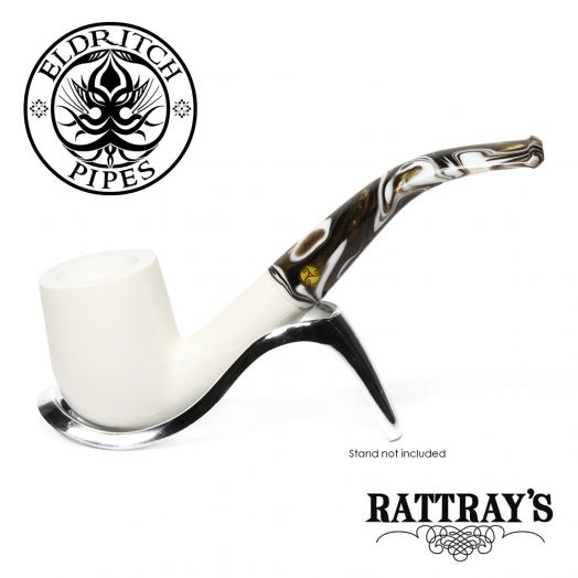 Rattray's White Goddess Meerschaum Pipe | Candy Smooth 01