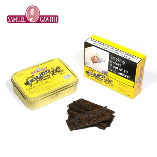 10g Sample | Samuel Gawith | 1792 Flake Pipe Tobacco