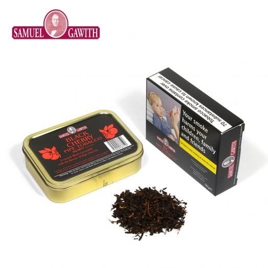 10g Sample | Samuel Gawith | B C Cavendish (Black Cherry) Pipe Tobacco
