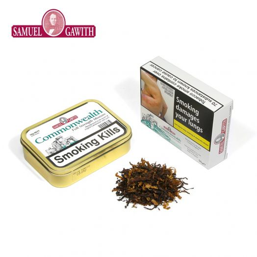 10g Sample | Samuel Gawith | Commonwealth Pipe Tobacco