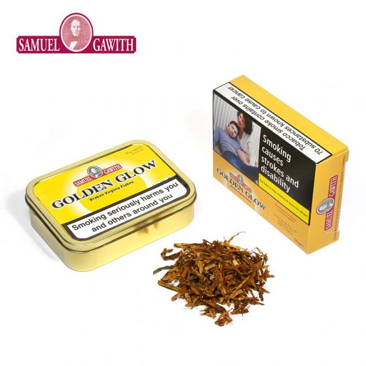 10g Sample | Samuel Gawith | Golden Glow Pipe Tobacco