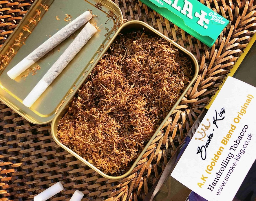 Hand-rolling Tobacco