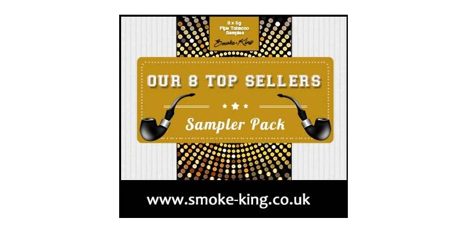 Pipe Tobacco Sample Packs